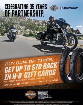 Buy Dunlop Tires!