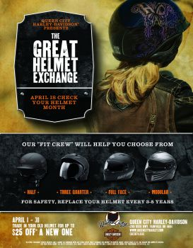 Helmet Exchange