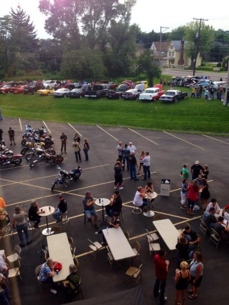 Bike and Car Cruise-in, July 27