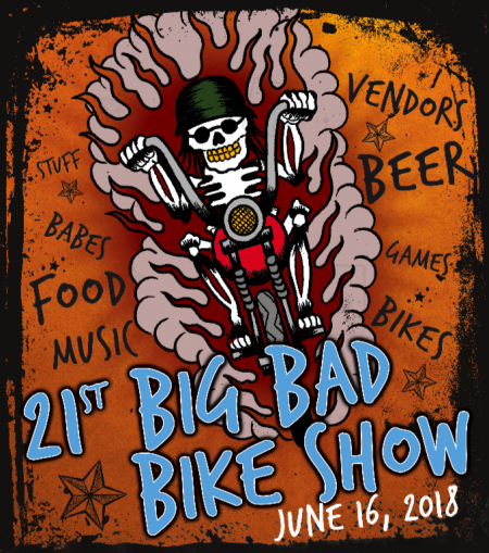 21st Big Bad Bike Show