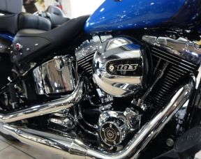 2017 Heritage Softail Classic