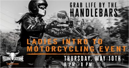 HD 101 Ladies Intro to Motorcycling