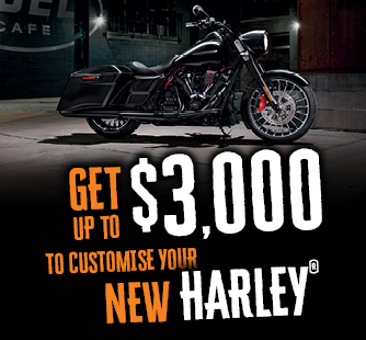 Get up to $3,000* in Parts & Accessories