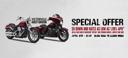 $0 DOWN AND RATES AS LOW AS 1.99% APR*