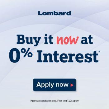 Lombard Interest Free Finance