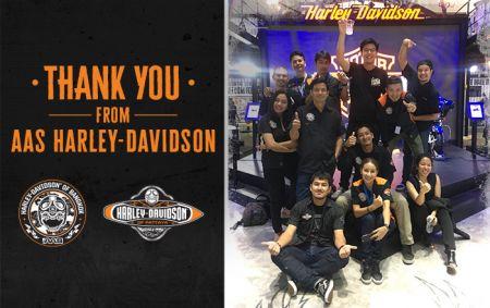 ขอขอบคุณลูกค้าทุกท่านที่มอบโอกาสให้เราได้ดูแลในงาน The 39th Bangkok International Motor Show 2018