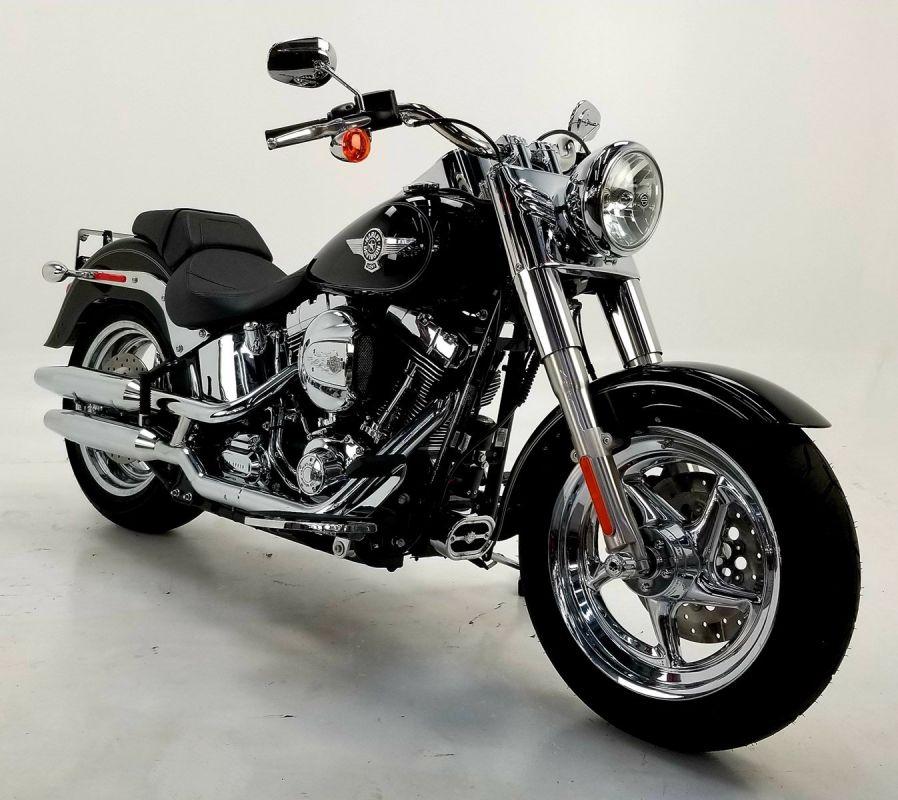 Harley-Davidson 2017 FAT BOY