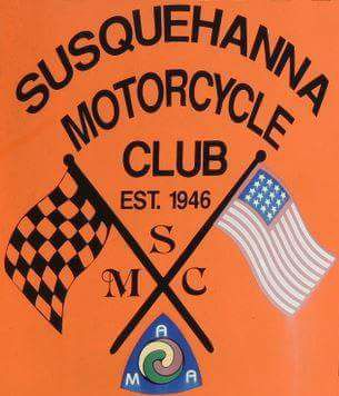 Susquehanna Motorcycle Club Gun Raffle with Milton Moose
