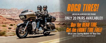 BOGO Tire Promotion