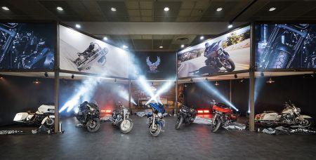 할리데이비슨 코리아, 2018 서울모터사이클쇼에서  전통과 혁신이 조화를 이룬 모터사이클 공개