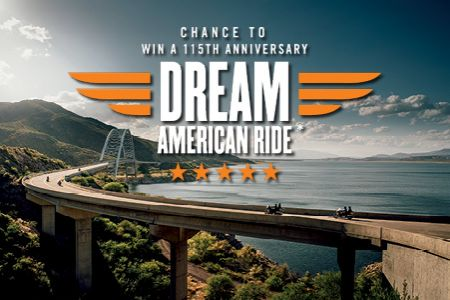 Dream American Ride Sweepstakes