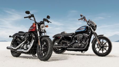 『FORTY-EIGHT® Special』フォーティーエイト・スペシャル&『Iron 1200™』アイアン1200