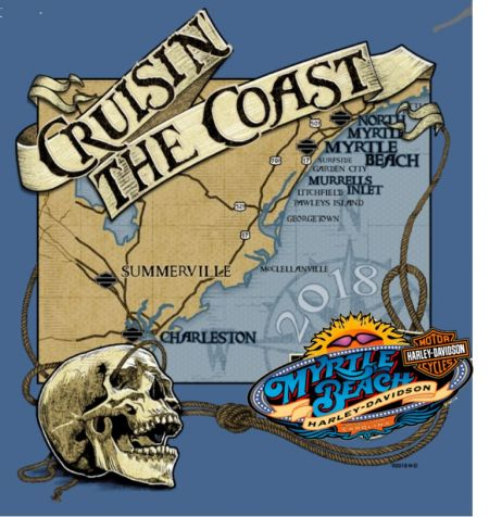 2018 Cruisin' the Coast Spring Rally!