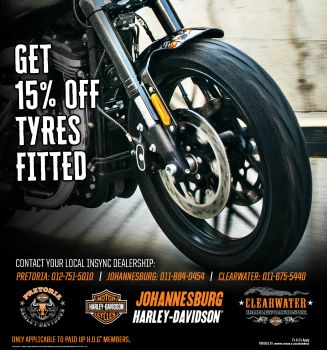 H.O.G Tyre Promotion