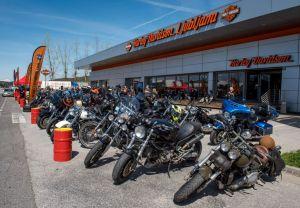 Harley-Davidson Ljubljana 1st Anniversary & Season Openning 2018