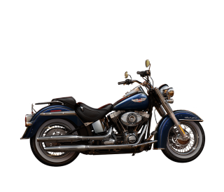 Softail® Deluxe - 2014 Motorcycles
