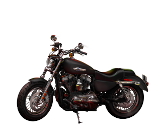 1200 Custom Factory Customization - 2014 Motorcycles