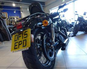 2015 Harley Davidson XL1200X Forty Eight