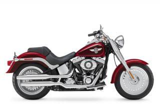 Fat Boy® - 2013 Motorcycles