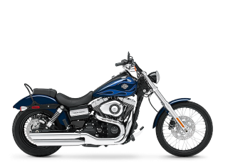 Wide Glide® - 2012 Motorcycles