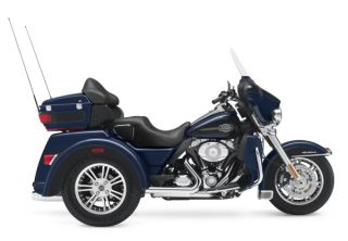 Tri Glide® Ultra - 2013 Motorcycles