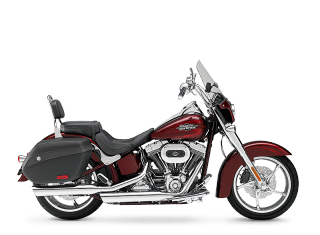 CVO™ Softail® Convertible - 2012 Motorcycles