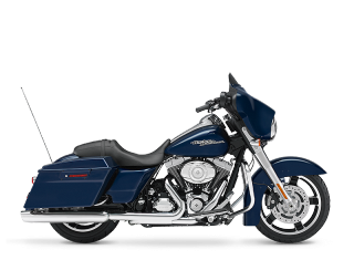Street Glide® - 2012 Motorcycles