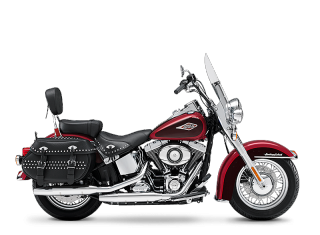Heritage Softail® Classic - 2012 Motorcycles