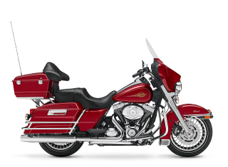 Ultra Classic<sup>™</sup> Electra Glide® - 2012 Motorcycles