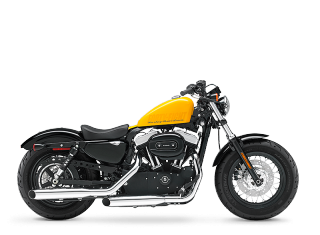 Forty-Eight® - 2012 Motorcycles