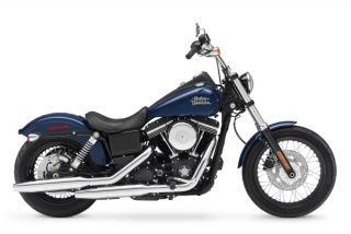 Street Bob® - 2013 Motorcycles