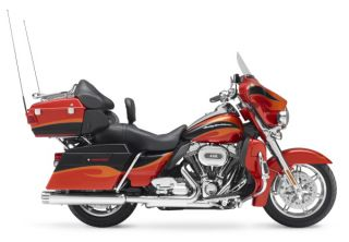 CVO™ Ultra Classic® Electra Glide® - 2013 Motorcycles
