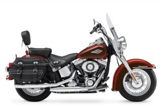 Heritage Softail® Classic - 2013 Motorcycles