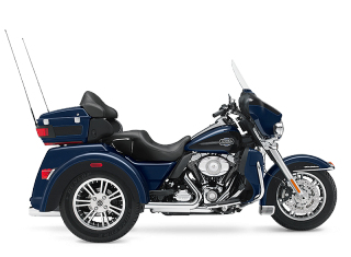 Tri Glide<sup>®</sup> Ultra Classic - 2012 Motorcycles