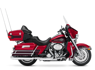 Electra Glide<sup>®</sup> Classic - 2012 Motorcycles