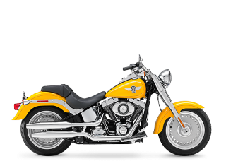 Fat Boy® - 2012 Motorcycles