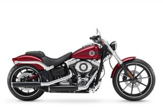 Breakout® - 2013 Motorcycles