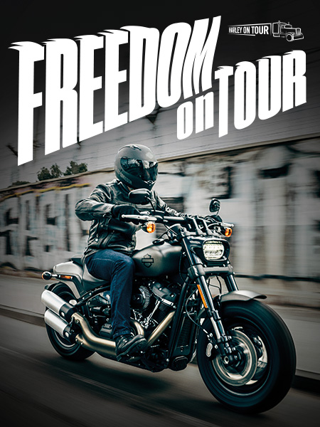 LIBERATOR - HARLEY ON TOUR 2018