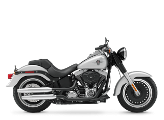 Fat Boy® Lo - 2011 Motorcycles