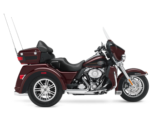 Tri Glide<sup>™</sup> Ultra Classic® - 2011 Motorcycles