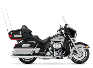 Electra Glide® Ultra Classic® - 2011 Motorcycles