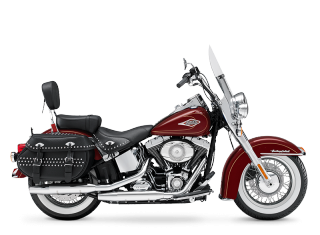 Heritage Softail® Classic - 2010 Motorcycles