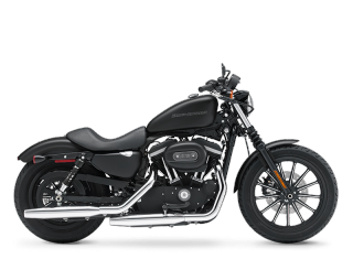 Iron 883<sup>™</sup> - 2011 Motorcycles