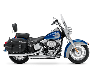Heritage Softail® Classic Peace Officer SE - 2009 Motorcycles