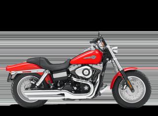 Fat Bob<sup>®</sup> - 2010 Motorcycles