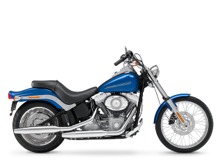 Softail® Standard - 2010 Motorcycles