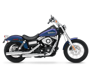 Street Bob<sup>®</sup> - 2010 Motorcycles