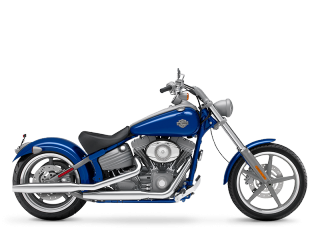 Softail® Rocker™ - 2009 Motorcycles