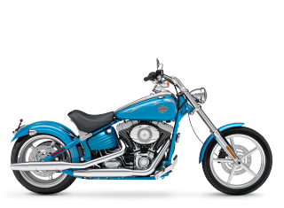 Softail® Rocker™ C - 2011 Motorcycles