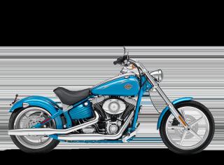 Softail® Rocker™ C - 2011 Motorcycles